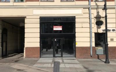 Street Retail: Большая Дмитровка 22c1