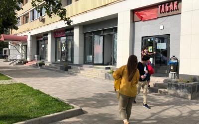 Street Retail: Ленинградский проспект 4/2
